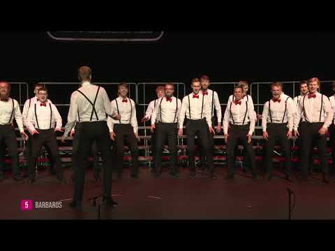 BarbAros - Strike up the band / Everybody Step medley, Arr. Aaron Dale mp3
