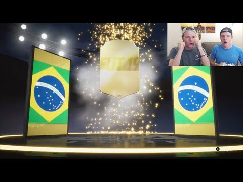 OMFG WHAT A PACK!!! 😱😍- OUR ELITE 1 SQUAD BATTLES REWARDS PACK OPENING! FIFA 19 Road To Glory #15