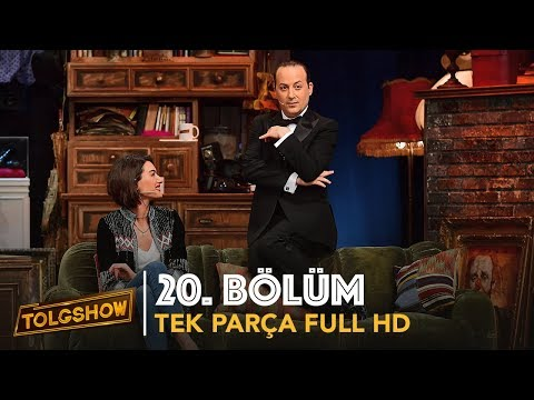TOLGSHOW 20. Bölüm | Tek Parça Full HD