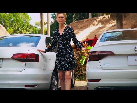Новый Фольксваген Джетта. Volkswagen Jetta  Конкурент новая Шкода Октавия. Лиса рулит