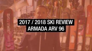 Armada ARV 96 2017-2018 Ski Review | Ellis Brigham