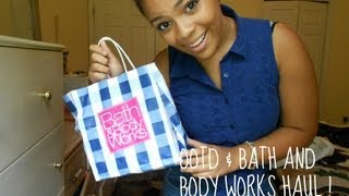 OOTD +  Bath and Body Works Haul! Thumbnail