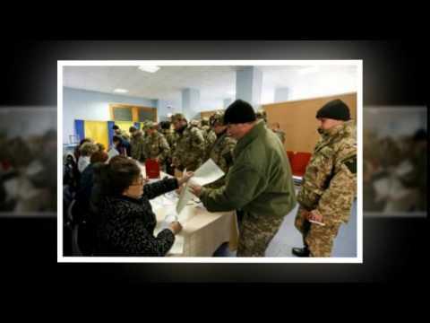 Pro-West parties secure big win in Ukraine election - partial vote count