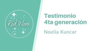 Testimonio 4ta generación - Noelia Kuncar desde Santiago Chile