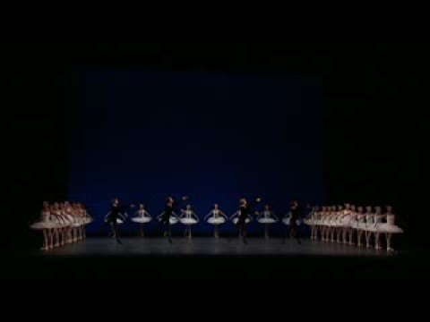 George Balanchine's Symphony in C