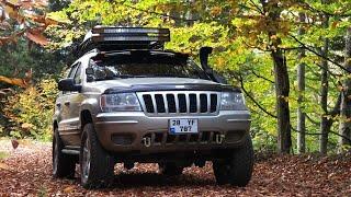 Mitsubishi L200💥Land Rover Discovery 3.9 V8💥Jeep Cherokee 4.7 V8 🇹🇷OFF ROAD @TURKIYE🇹🇷 L200💥V8