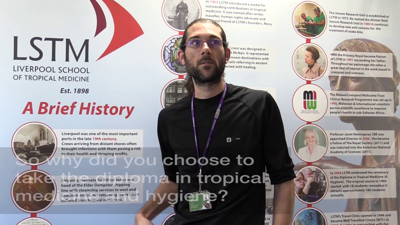 Diploma in Tropical Medicine & Hygiene | LSTM