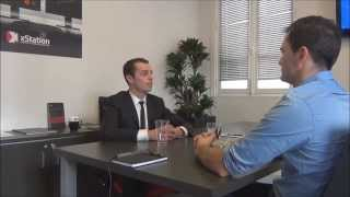 Interview de Dorian ABADIE, Analyste XTB: Live Trading, Stratégie, Money Management, Indicateurs