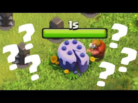 REMOVING the 6TH ANNIVERSARY CAKE!  HOW to MAKE a SPAWN BASE!  1000 DAYS!  Clash of Clans