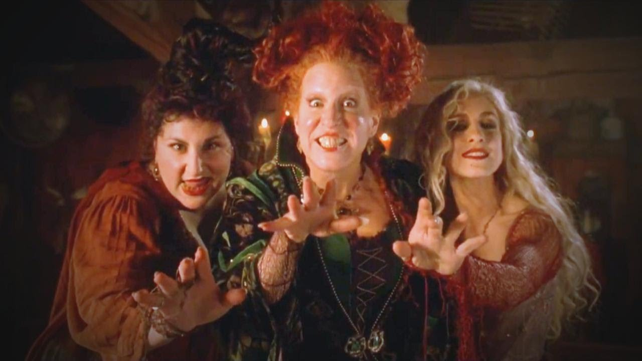 Hocus Pocus': Where the Stars Are Now - YouTube