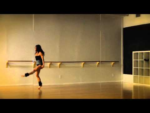Oksana Grishina FlashDance 2013