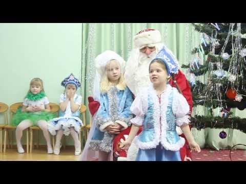 С. Михалков: «ГОВОРЯТ, ПОД НОВЫЙ ГОД...» (Марина Павленко, 5 лет)