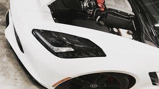"""Projeto #119: Chevy Corvette Stingray Z51 '14 - The """"HotSpot""""."""