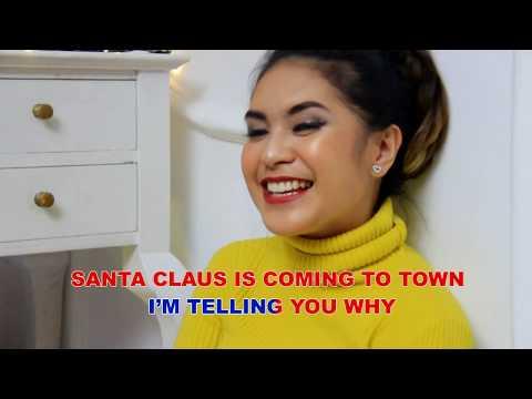 LAGU NATAL TERBARU 2017 RANNY NANULAITTA - SANTA CLAUS IS COMING TO TOWN