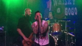 """Adema """"Everyone"""" - LIVE 5-24-17 Los Angeles, CA - Whisky A Go Go"""