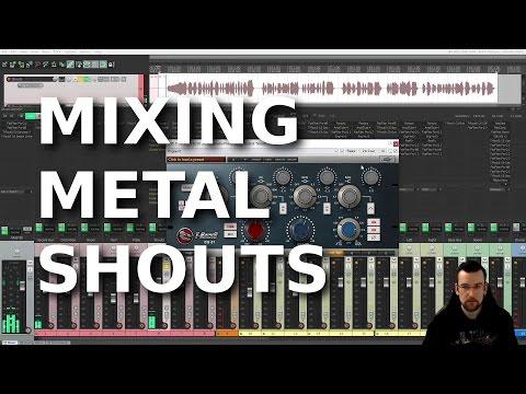 Mixing Metal Shouts