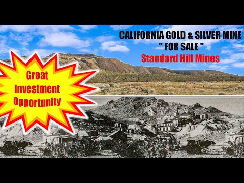 CALIFORNIA GOLD & SILVER MINE