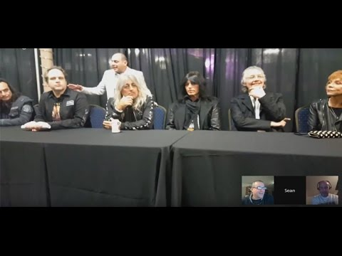 Live Stream 'Hall of Heavy Metal History Inducts'-Randy Rhoads Lemmy, Dio, Sarzo-The Metal Voice