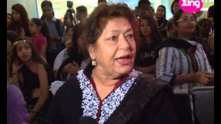 Saroj Khan unhappy