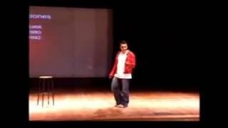 Andres Lopez - DVD La Pelota de Letras. Completa en DVD, download en Dailymotion. Stand-Up comedy.