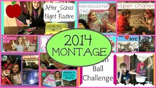 OUR FAMILY NEST 2014 MONTAGE