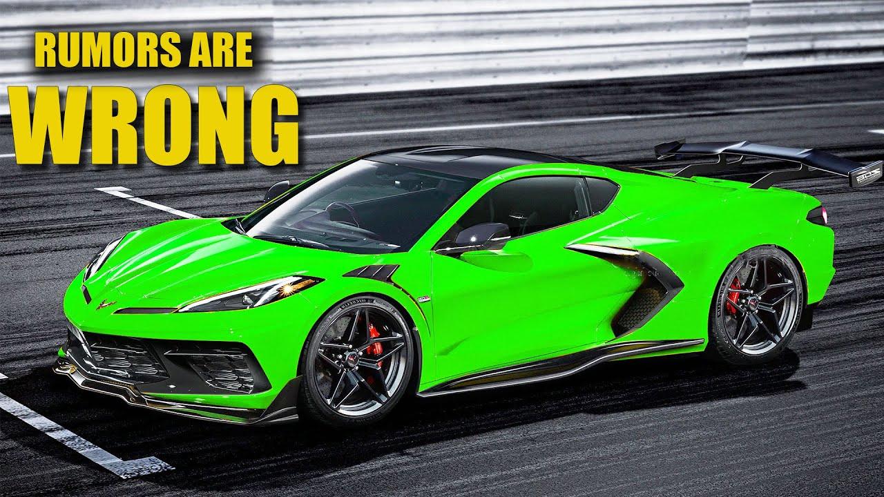 2020 Corvette Z07 Images
