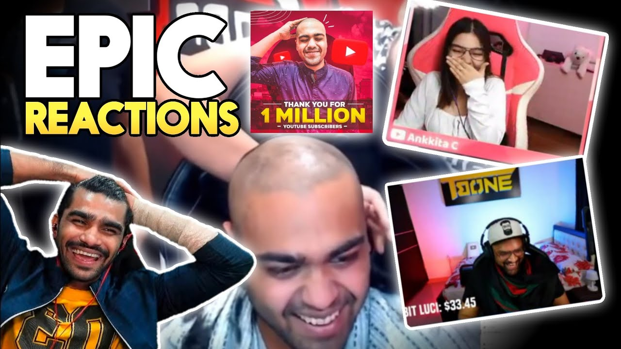 Download TOP GAMERS EPIC REACTION ON 8BIT MAMBA 1M SPECIAL HEAD SHAVED/TAKLA