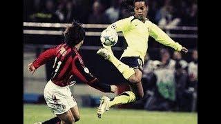 Brazil Football WhatsApp Status | Ball Control | Ft. Cafu , Ronaldinho , Neymar , Robinho , Kaka