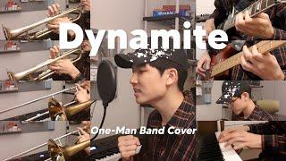 [원맨밴드]혼자서 연주하고 노래하는 1인다역 BTS-D…