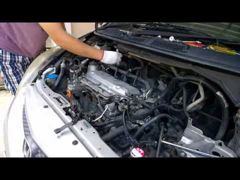 ตั้งวาล์ว Honda Jazz ล้างปีกผีเสื้อ Honda Jazz เปลี่ยนหัวเทียน Honda Jazz