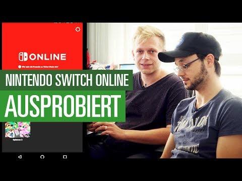 Nintendo Switch Online: Smartphone-App von Nintendo ausprobiert