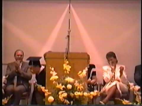 1993 Goodland High School Commencement