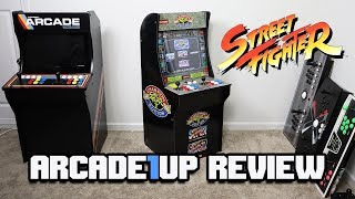 Arcade 1Up Full Review Street Fighter Edition - Is it Worth $300?