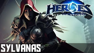 Heroes Of The Storm (Gameplay) - Sylvanas - She's Ridiculous! - Gameplay/Guide