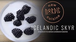 Make Skyr: the Yogurt of Iceland