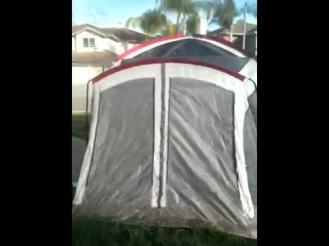 & Wenzel Klondike Tent - YouTube