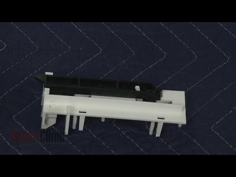 Door Switch Actuator - Kitchenaid Microwave #KMBP100ESS01