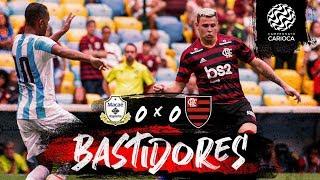 Bastidores - Macaé 0 x 0 Flamengo