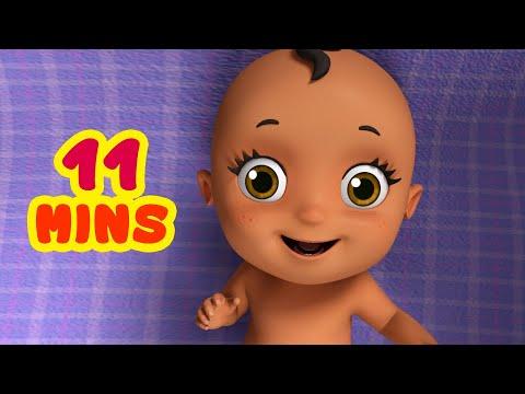 Download Babu Ki Peru Pettaru | Telugu Rhymes for Children | Infobells