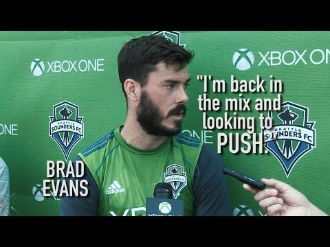 Interview: Brad Evans on Returning From Injury