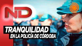 """Mosquera y la situación de la Policía en Córdoba: """"Se trabaja con normalidad"""""""