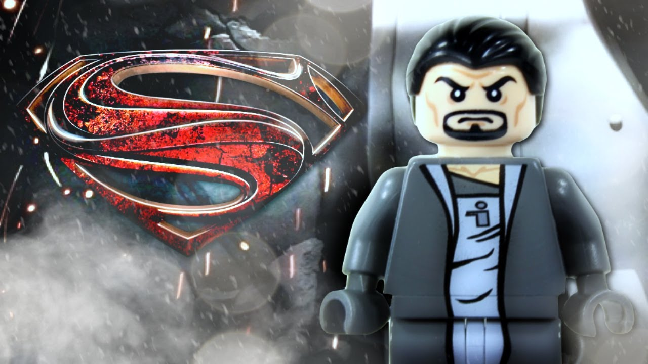 general zod lego batman 2 - photo #26