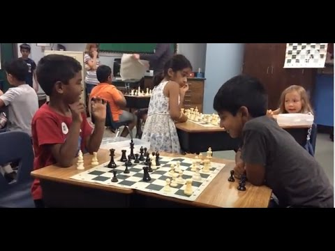 Laurel Mountain Elementary School Chess Club