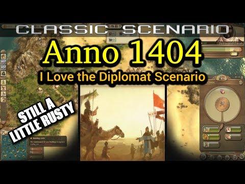 Anno 1404: Diplomat Scenario