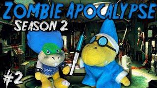 Adventures Of The Koopalings Zombie Apocalypse S2 Episode 2