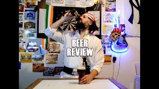 Budweiser 1933 Repeal Reserve - Beer Review -- Trunk or Treat - Pirate - Bloopers