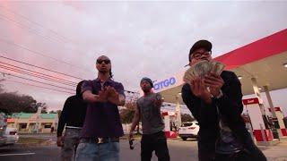 Lil Grim (4DaFame) x FlyySkii - On Da Low (Official Music Video)