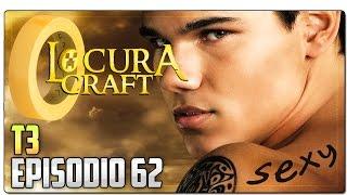 LOCURACRAFT 3 - EP 62   El hombre lobo más sexy - Witchery   MINECRAFT SERIE DE MODS
