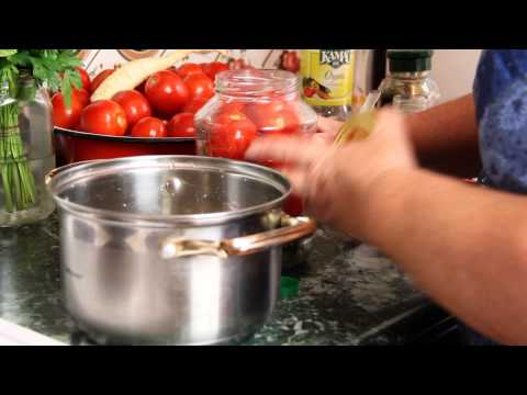 Рецепты блюд из семги с овощами