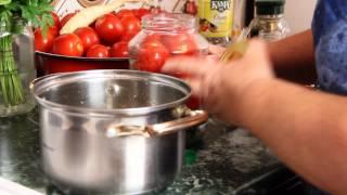 Очень вкусные маринованные помидоры - Как мариновать помидоры на зиму - СУПЕР рецепт